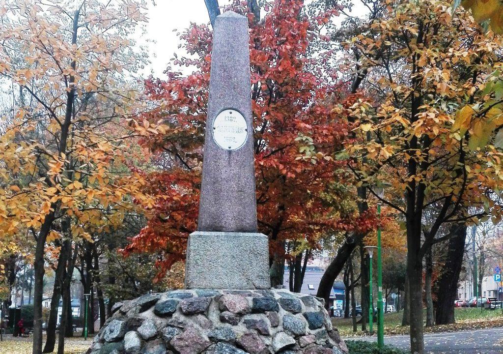 Pomnik 500-lecia Kartuz