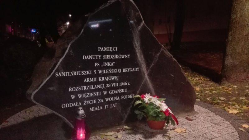"""Pomnik """"Inki"""""""