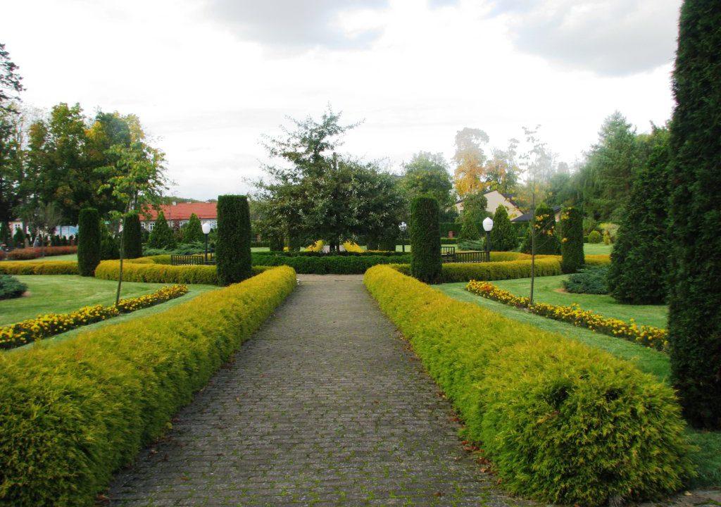 Park im. Jana Pawła II