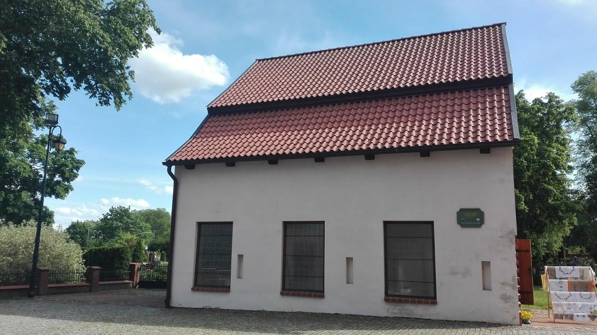 Zespół Poklasztorny Zakonu Kartuzów - erem czyli miejsce gdzie zakonnik modlił się jadł, spał i pracował