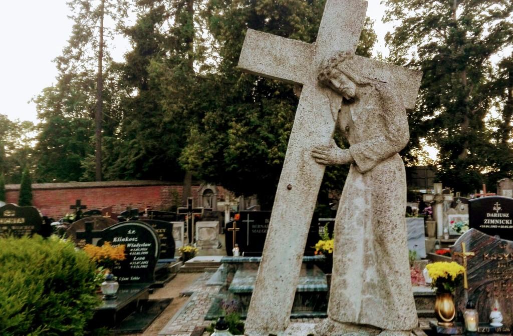 Cmentarze w Kartuzach