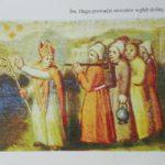 Święty Hugo prowadzi Eremitów w głąb doliny kartuskiej