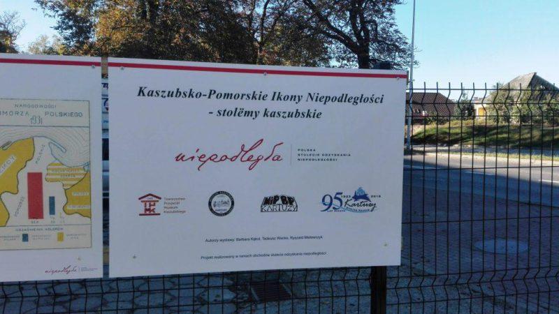 Kaszubsko - Pomorskie Ikony Niepodległości – stolemy kaszubskie
