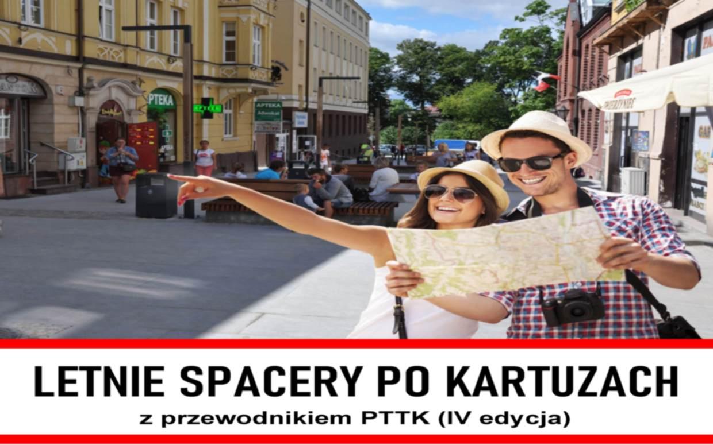 Letnie spacery po Kartuzach – lipiec, sierpień 2021